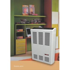 CTZ Calefactor 4000 TBU Compacto