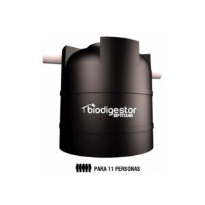 Tanque Aquatank Biodigestor 11 Personas