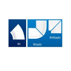 Milanesio Bi – B1 – B1R Baldosa Atérmica