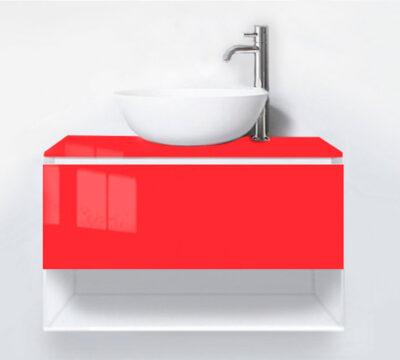 Stampato Vetro, revestimientos en vidrio para baños y cocinas. Diseños únicos